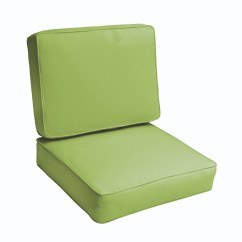 1 Piece Patio Chair Cushions Office Chairs For Guests Brayden Studio Kaplan 2 Outdoor Cushion Set