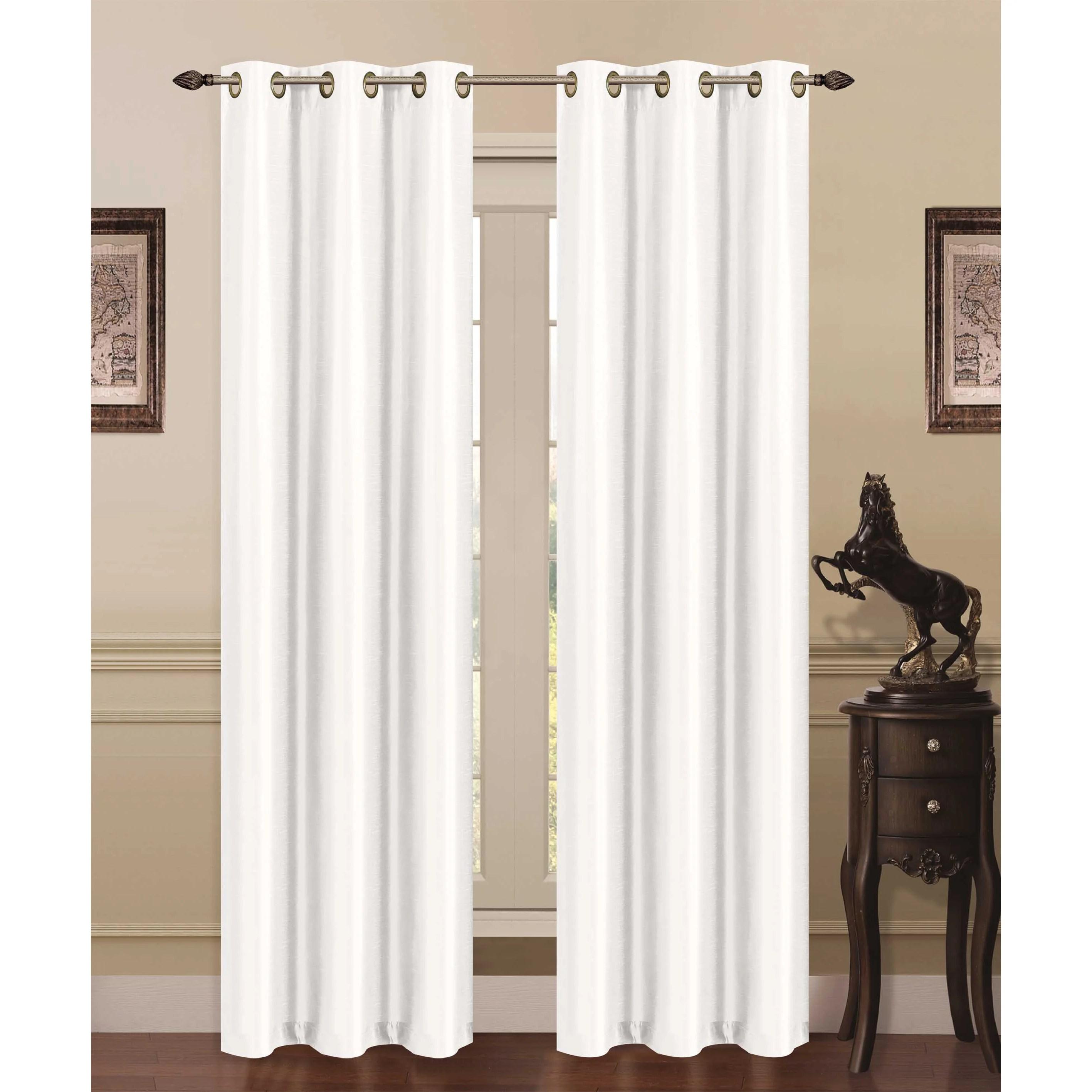 Ju0026V Textiles Blackout Thermal Curtain Panels U0026 Reviews Wayfair