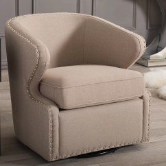 Upholstered Bedroom Chair With Arms Tantric Sex Latitude Run Microscopium Swivel Wingback Arm
