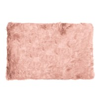 Luxe Hudson Dusty Rose Area Rug