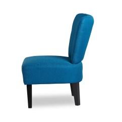 Modern Slipper Chair Yoga Ball Benefits Porter International Designs Maddie Contemporary