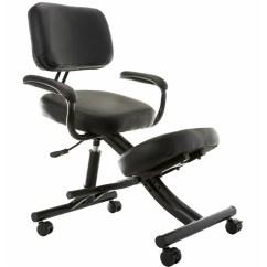 Ergonomic Chair Kneeling Review Salon Dimensions Sierracomfort Low Back Wayfair