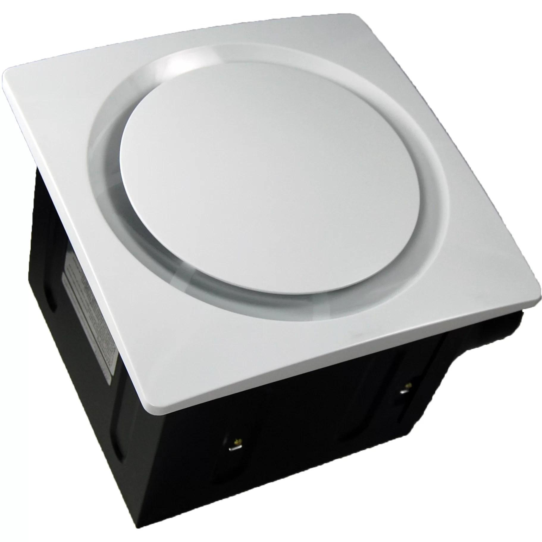 Aero Pure Super Quiet 110 CFM Bathroom Ventilation Fan  Reviews  Wayfair