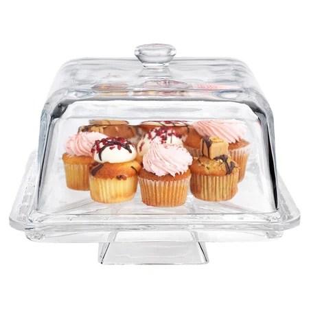 Martine Domed Cake Plate