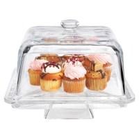 Martine Domed Cake Plate - Bake Something Sweet on Joss & Main