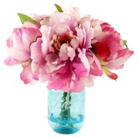 Faux Pink Peony - Just Add Accents on Joss & Main