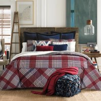 Tommy Hilfiger Buckaroo Plaid Comforter Set