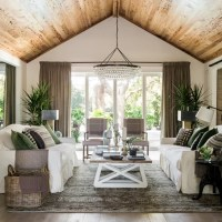 Sparse to Sleek: The HGTV Dream Home 2017 Living Room