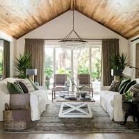 Sparse to Sleek: The HGTV Dream Home 2017 Living Room ...