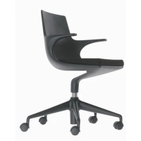 Kartell Spoon Mid-Back Desk Chair & Reviews | AllModern