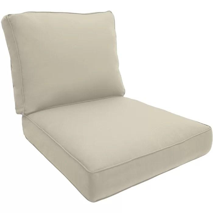 Wayfair Custom Outdoor Cushions Outdoor Lounge Chair