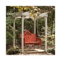 Uwharrie Veranda Porch Swing & Reviews   Wayfair