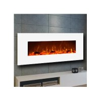 Touchstone Wall Mount Electric Fireplace & Reviews