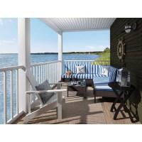 Ollie Adirondack Chair & Reviews | Joss & Main