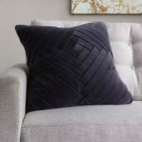 Macy Velvet Pillow | Joss & Main