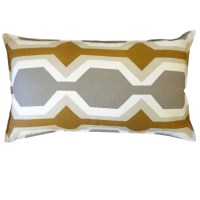 Jiti Freeway Cotton Lumbar Pillow & Reviews | Wayfair
