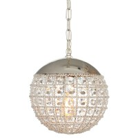 PoliVaz 1 Light Globe Pendant | Wayfair