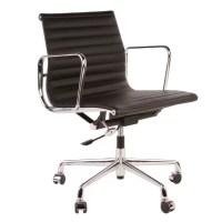 PoliVaz Leather Desk Chair & Reviews | Wayfair