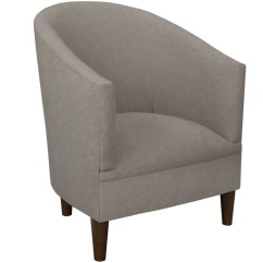 Skyline Furniture Accent Chairs High Chair That Turns Into A Linen Arm And Reviews Wayfair