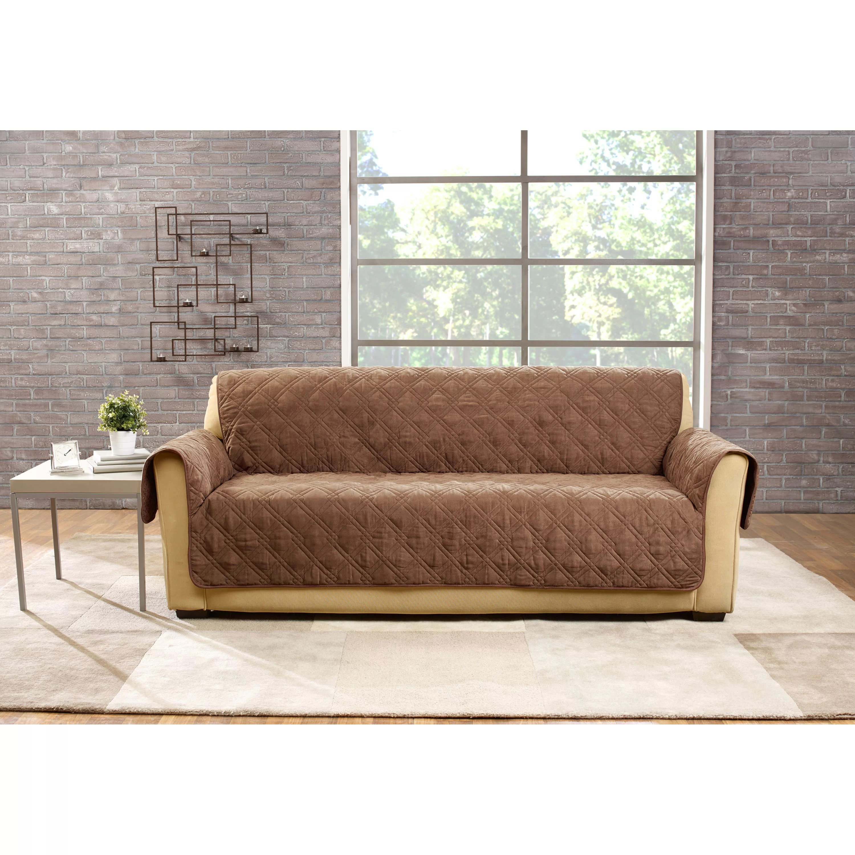 Sure Fit Deluxe Sofa Slipcover  Reviews  Wayfairca
