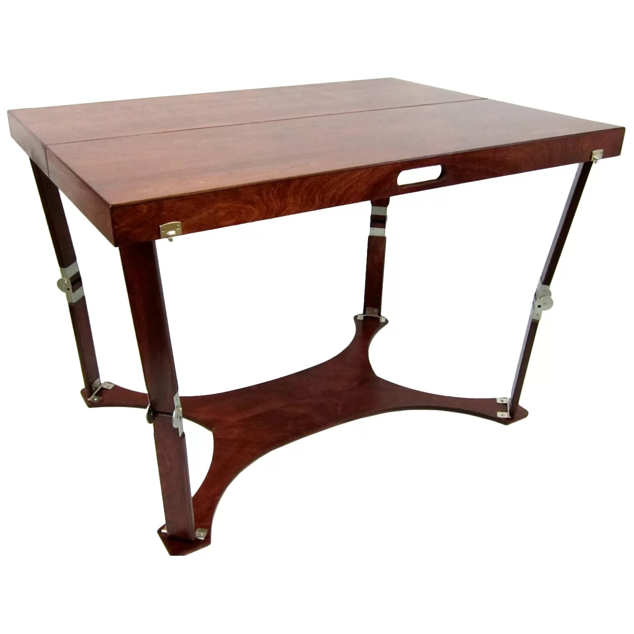 folding kitchen tables cabinet door hardware spiderlegs picnic dining table and reviews wayfair