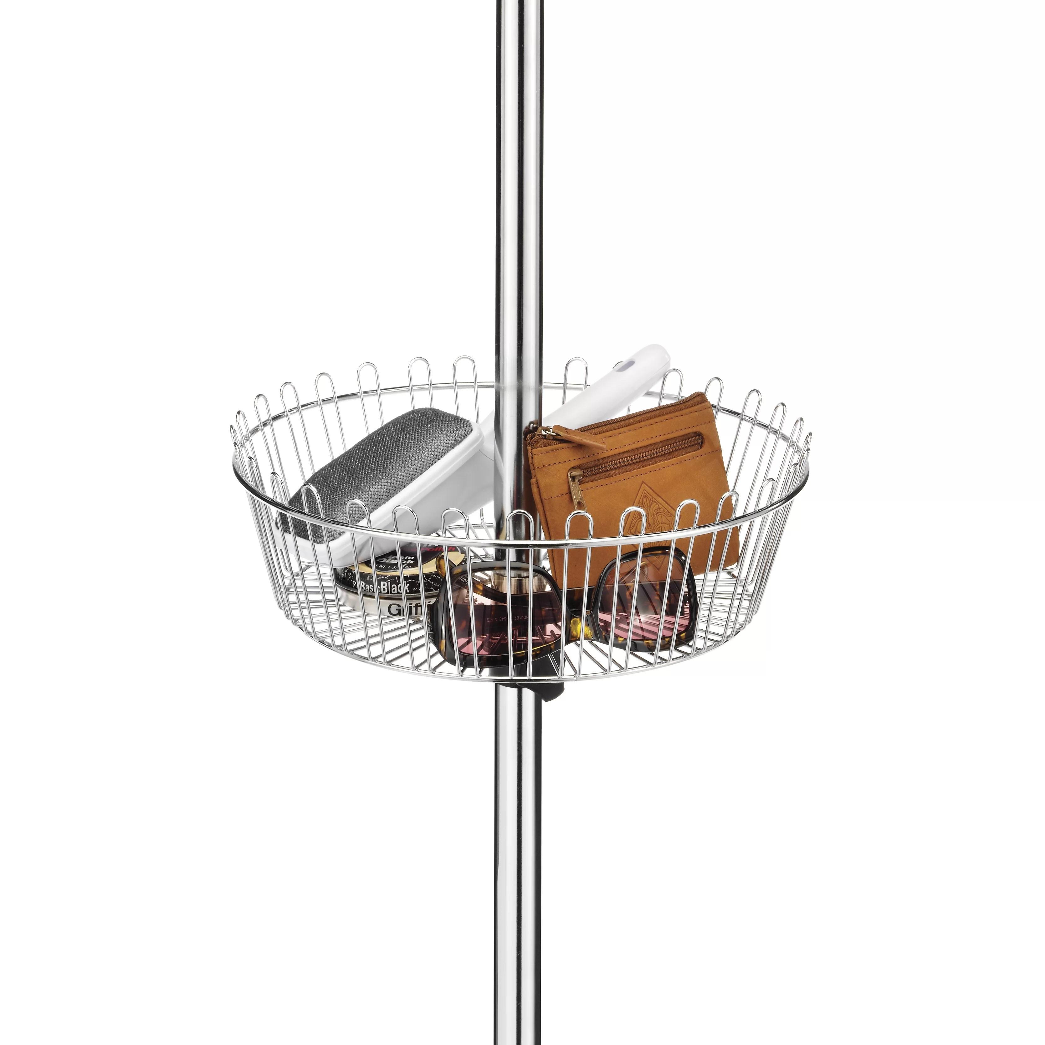 Whitmor Inc Floor to Ceiling 7Tier Shoe Rack  Reviews