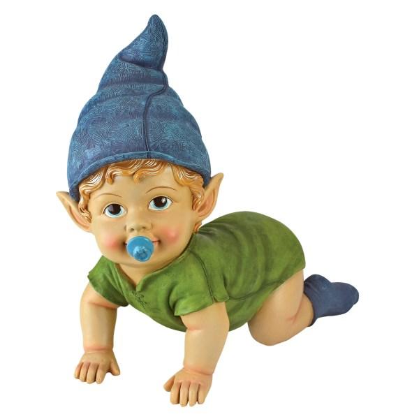 Design Toscano Blaze Baby Gnome Statue &