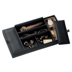 Mens Valet Chair Borge Mogensen Royce Leather Luxury Genuine Dresser Tray For Jewelry Storage & Reviews | Wayfair