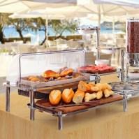SMART Buffet Ware Domino Bread Basket & Reviews | Wayfair