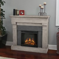 Real Flame Torrence Cast Mantel Electric Fireplace ...