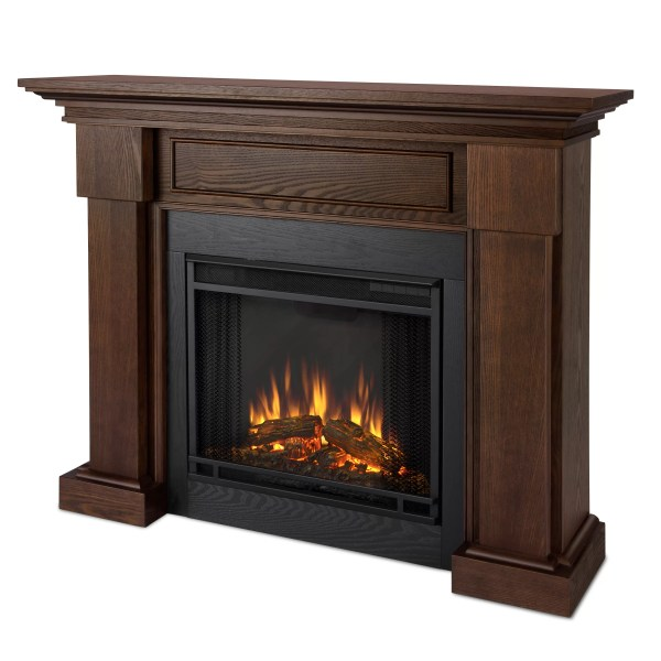 Real Flame Hillcrest Electric Fireplace &