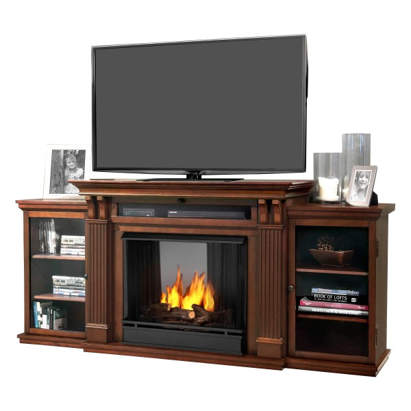 Real Flame Cali Entertainment Ventless Gel Fireplace