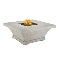 Low Chairs For Fire Pit High Chair On Wheels Real Flame Monaco Square Profile Propane