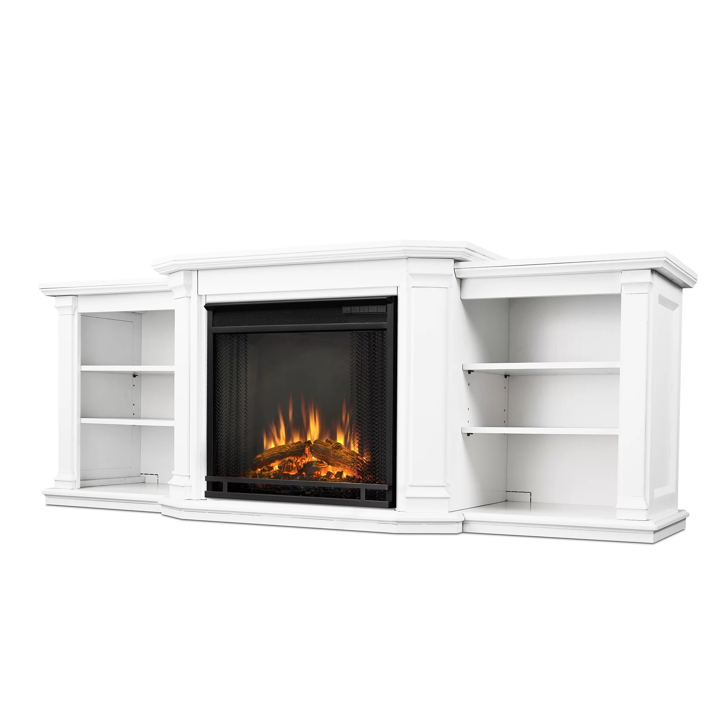 Real Flame Valmont Electric Fireplace
