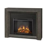 Real Flame Hughes Electric Fireplace | Wayfair