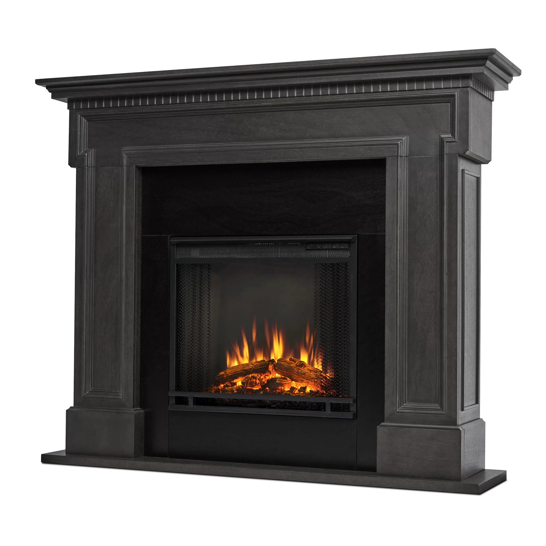Real Flame Real Flame Thayer Electric Fireplace Amp Reviews