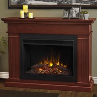 Real Flame Kennedy Grand Electric Fireplace & Reviews ...