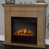 Real Flame Slim Lowry Wall Mount Electric Fireplace ...