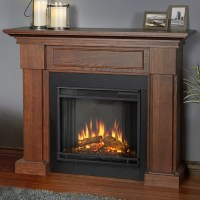 Real Flame Hillcrest Electric Fireplace & Reviews | Wayfair