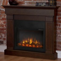 Real Flame Slim Crawford Wall Mounted Electric Fireplace ...