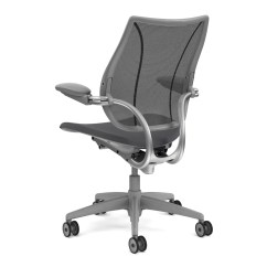 Humanscale Liberty Office Chair Review Small Shower With Back Task And Reviews Wayfair