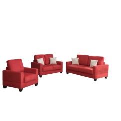 Poundex Bobkona Arcadia Sofa And Loveseat Set Friheten Madison 3 Piece With