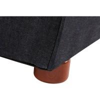 Keet Blue Denim Personalized Kids Club Chair & Reviews ...