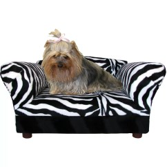 Mini Dog Sofa Feather Filled Cushions For Sofas Keet Bed With Wooden Legs And Reviews Wayfair