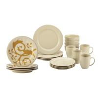 Rachael Ray 20 Piece Dinnerware Set | Wayfair