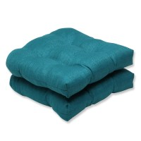 Pillow Perfect Rave Outdoor Loveseat Cushion & Reviews ...