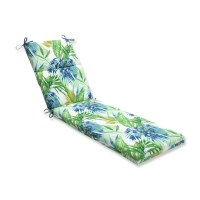Pillow Perfect Soleil Outdoor Chaise Lounge Cushion ...