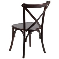 Flash Furniture Hercules Series Stacking Dining Side Chair ...