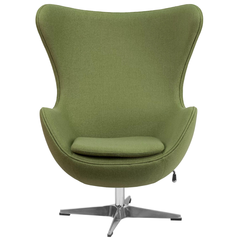 Flash Furniture Egg Lounge Chair  Reviews  Wayfair