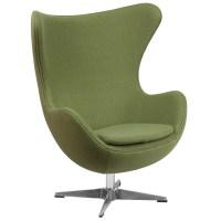 Flash Furniture Egg Lounge Chair & Reviews | Wayfair